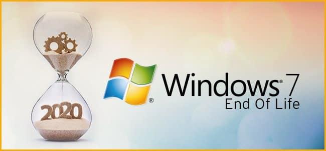 Windows 7 End of Life - January 2020 - Liberate